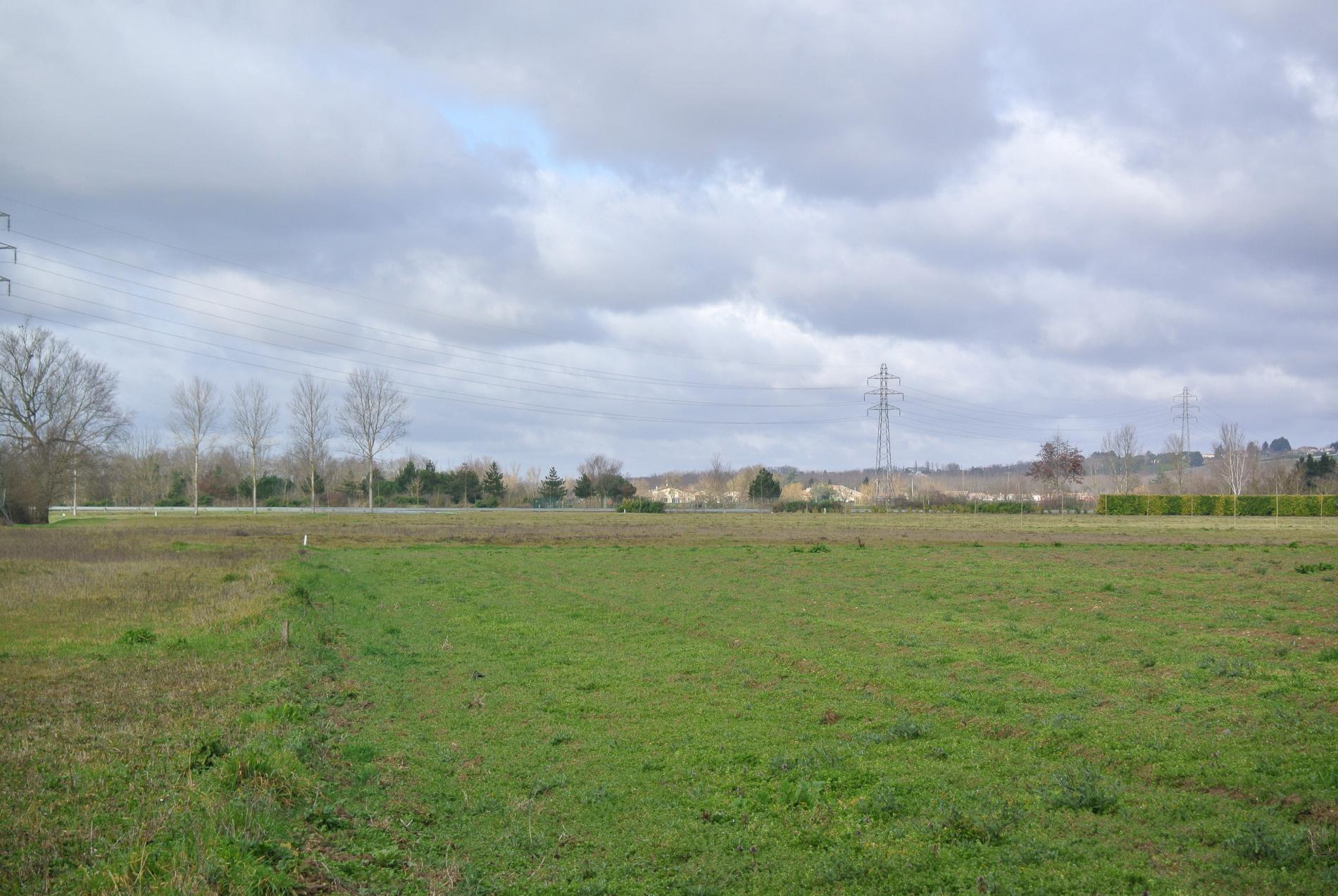 Terrain vendre de 1200 m beaupuy 47200 au prix de for Prix des terrains au m2